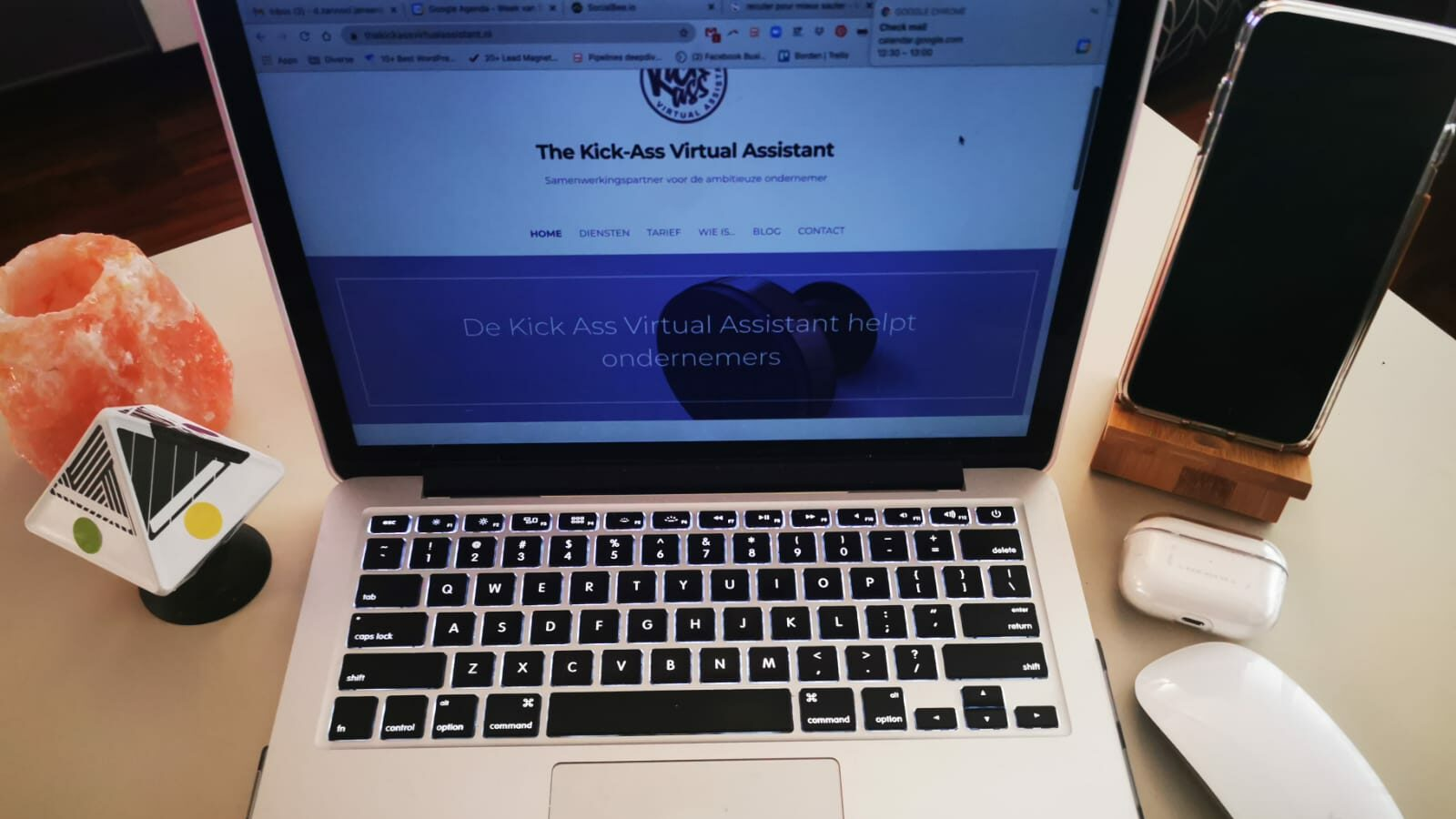 The Kick-Ass VA MacBook